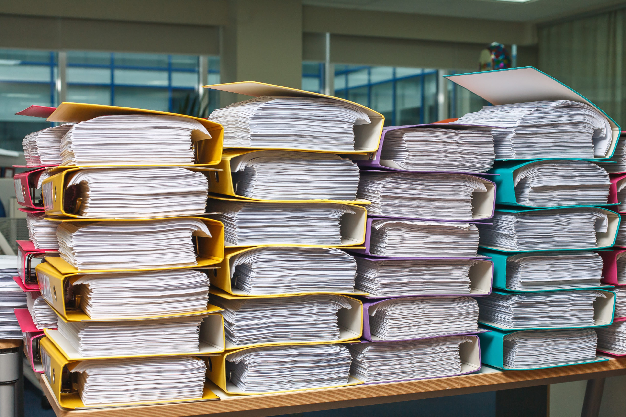 Avocats, comptables, notaires : où stocker ses archives ?