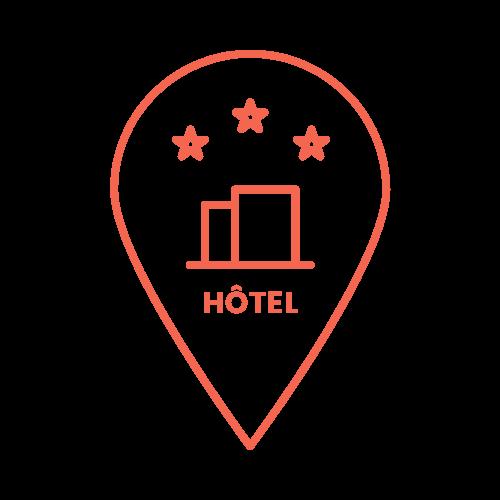 Stockage professionnel hotel logistique
