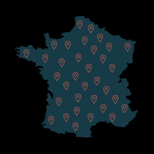 stockage professionnel France partenaires